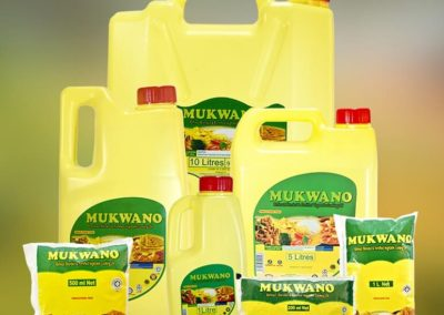 Mukwano Vegetable Oil