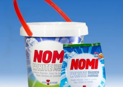 Nomi White Washing Detergent Powder
