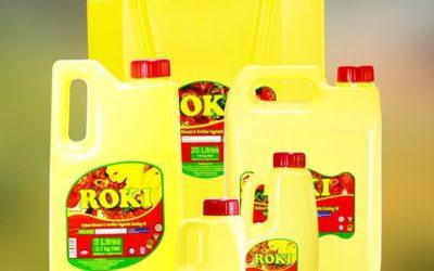 Roki Vegetable Cooking Oil