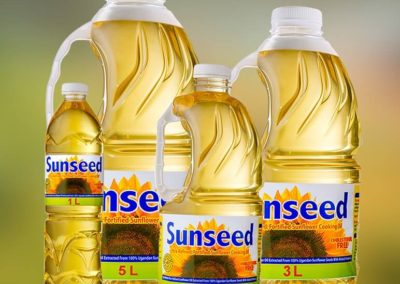 Sunseed Sunflower Premium Cooking Oil