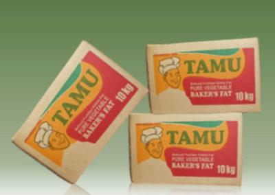 TAMU Vegetable Baker's Fat