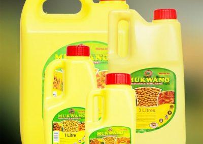 Mukwano Soybean Oil